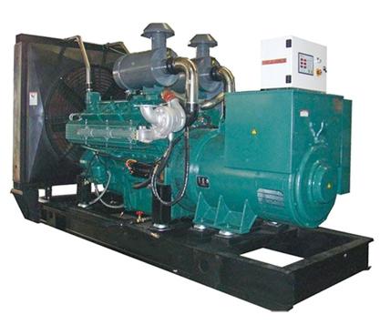无动系列柴油发电机组