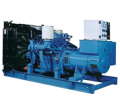 奔驰系列柴油发电机组
