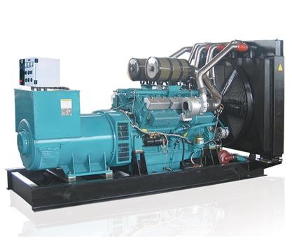 通柴系列柴油发电机组