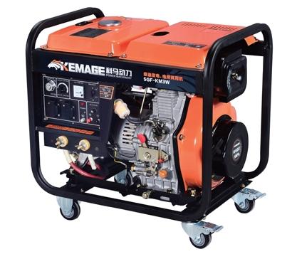柴油发电机电焊机组