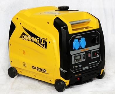 3kw汽油数码变频发电机