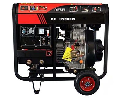 5kw柴油发电机