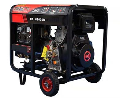 7kw柴油发电机